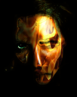 in the face of fire by m1nuTe0fDeCaY
