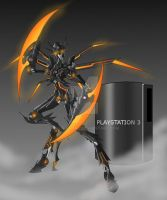 PS3 transformer by Know-Kname