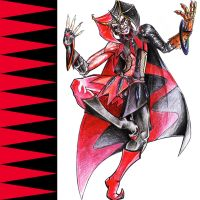 The Dancing Devil Level Up by aoi-iro