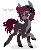 Victoria Pony Auction[CLOSED] by JellyBeanBullet