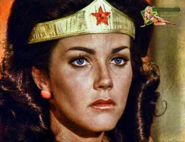 Lynda Carter | Wonder Woman | MB66 | KI09 | UTR by c-edward
