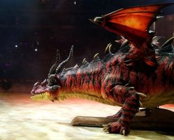 HTTYD Live- Monstrous Nightmare by adrians-angel