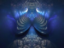 Chamber of the Ice Goddess by Platinus