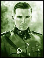 Ralph Fiennes by magneo