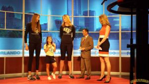 Volleyball girls on fox 35-2 by lowerrider