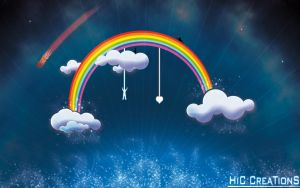 Rainbow wallpaper 1 by algerienBBA