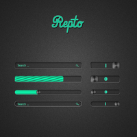 REPTO UI Components by xNiikk