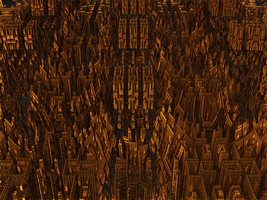 City of Gold, City of Grief... by Troythulu