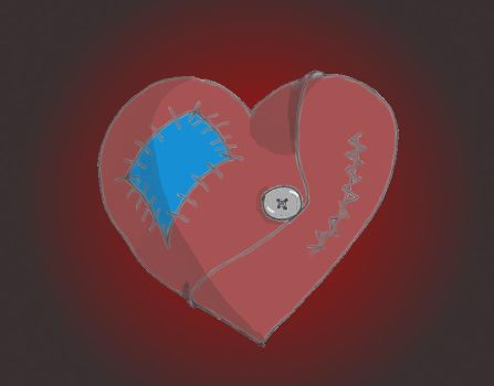 Buttoned Heart by ArtisticJihad
