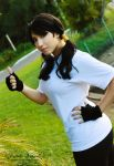 Videl Cosplay by Danielle Vedovelli by daniellevedo