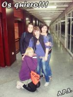 I love you girls ^^ by SaFHina