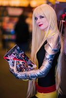 Magik at the Comic Book Store by Firelight-Cosplay