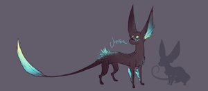 Pedigree Nix Auction: Jupiter by tessary