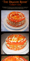 Dragon Roost Cake by CelebrenIthil
