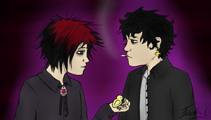 Goths appreciate more than just the darker things by Roxas51496