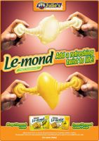 Julie's Le-Mond Biscuits Ad by sputz75