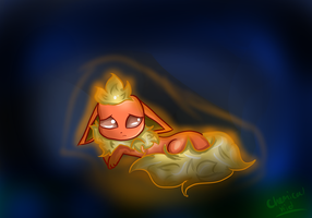 Flareon by CHEMlCAL-KlD