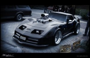 VT: Corvette Special Edition by compaan-art
