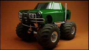 Toco Off-Road by JambioO