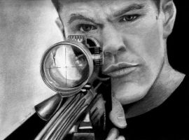 Jason Bourne 02 by jjara