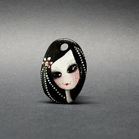 Doll Pendant - Sasha by 1anina