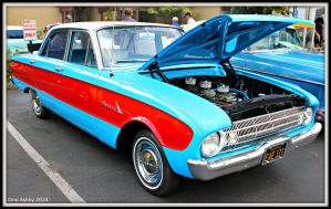 Ford Falcon by StallionDesigns