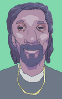 snoop lion by SourMuffin