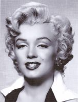 reference pic marylin monroe by geekydwarf