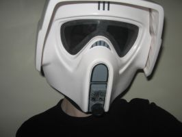 Me as a Scout Trooper 2 by CrashyBandicoot