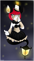 : Miss Candelabra : by ToxiicClaws