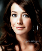 Alyson Hannigan by Kot1ka