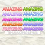 Ten amazing styles by EssentialStyle