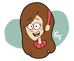Teen Mabel by MaxGraphix