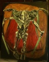 General Grievous by marlainawho