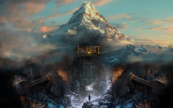 The Hobbit: The Desolation of Smaug Wallpaper by 1love1jesus