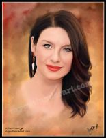 Caitriona Balfe by Kath-13
