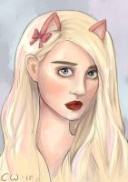 Allison Harvard by CamiiW