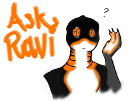 Ask Ravi by RedChao