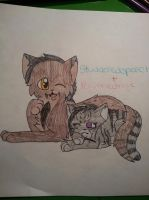 Studderspeech and Poisonedrose by NinjaMuffins1998