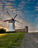 Skerries Mill by NosIreland