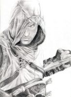 Altair by she-assassin