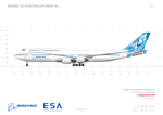 Aircraft: Boeing 747-8 Intercontinental by Warpcoreejection
