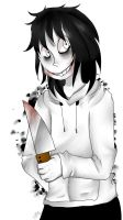 Jeff the killer by AnimeDragon10