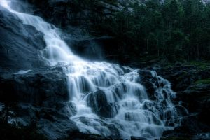 Waterfall by Geironimo