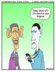 Obama Ears vs Spock Ears by Conservatoons