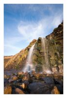 Kimmeridge Falls - In Colour by Neutron2K