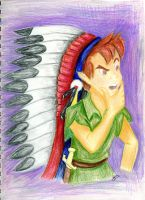 Chief Peter Pan by RogueMisfit
