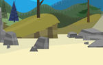 FREE Total Drama Background by Lets-Get-Saiko