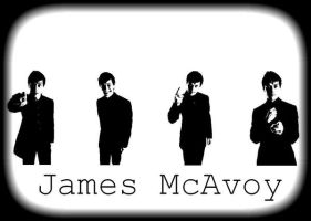 james mcavoy wallpaper by mrs-fredweasley