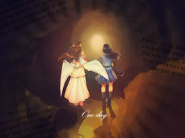 I believe in Angels by rieule